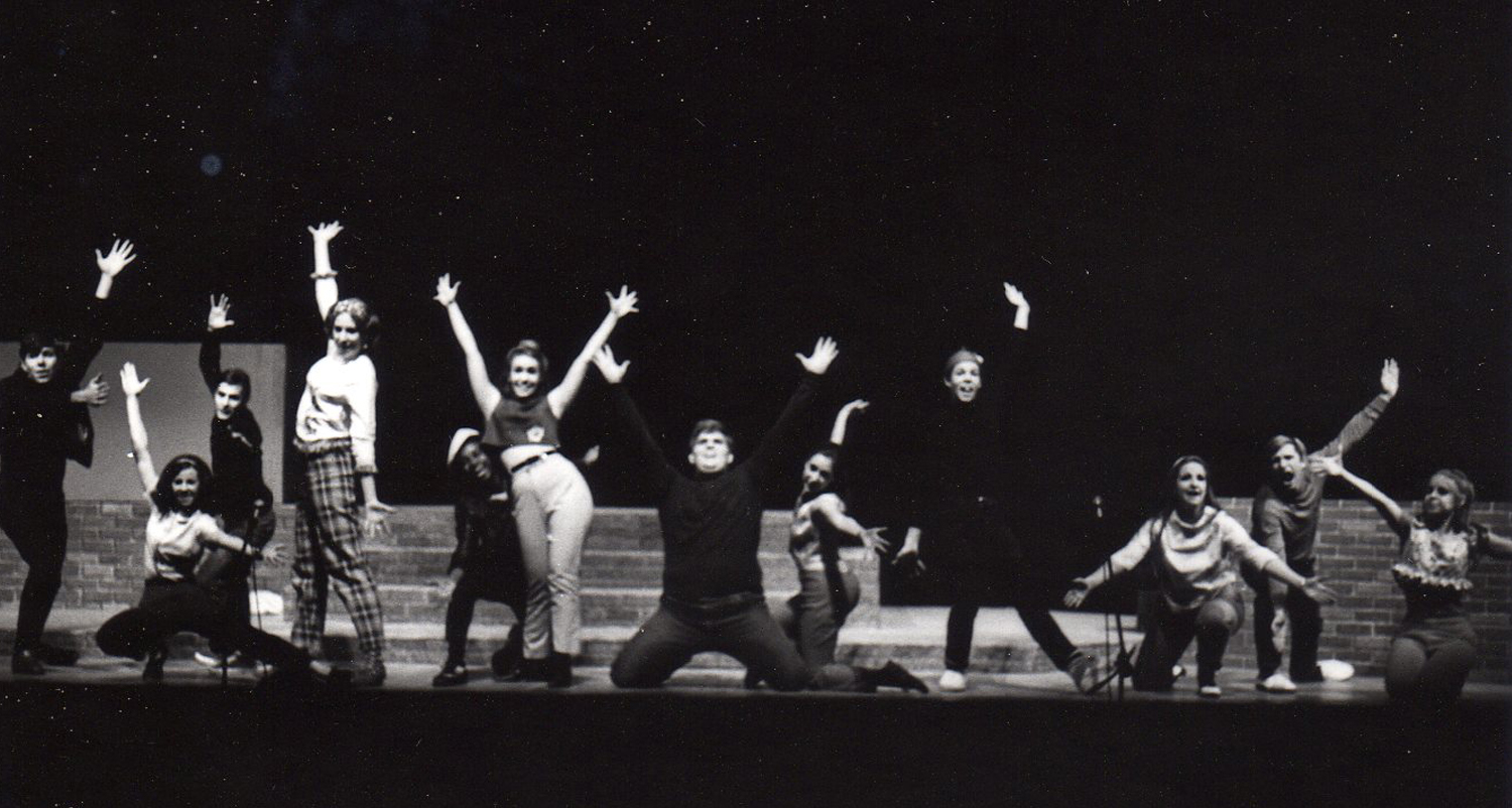 Miss your Thespian days?